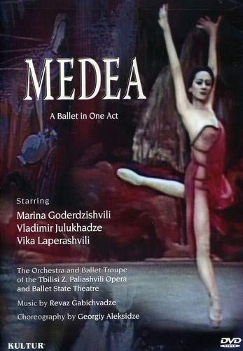 Medea / Georgiy Aleksidze, Marina Goderdzishvili