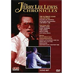 Jerry Lee Lewis Chronicles / Sam Phillips, Johnny Cash, Dick Clark