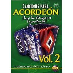 Canciones Para Acordeon 2