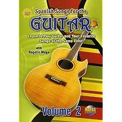 Spanish Songs for Guitar 2