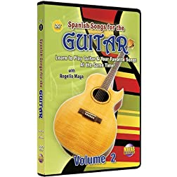 Spanish Songs for Guitar 2
