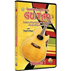 Spanish Songs for Guitar 1