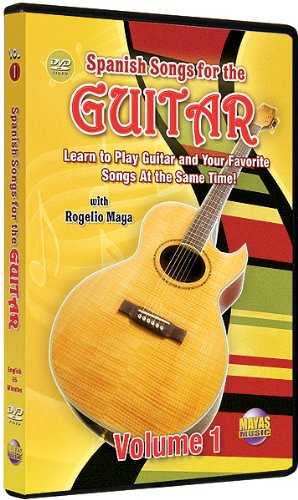 Spanish Songs for Guitar 1