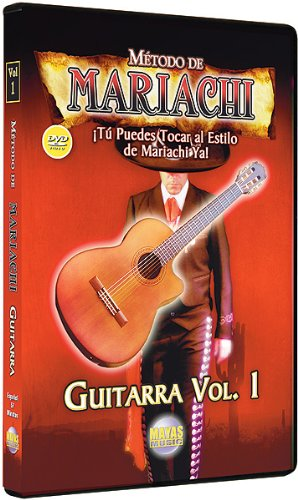 Metodo De Mariachi Guitarra 1: Spanish Only