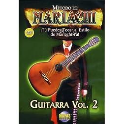 Metodo De Mariachi: Guitarra Acustica 2