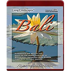 Living Landscapes HD Bali (HD DVD Version)