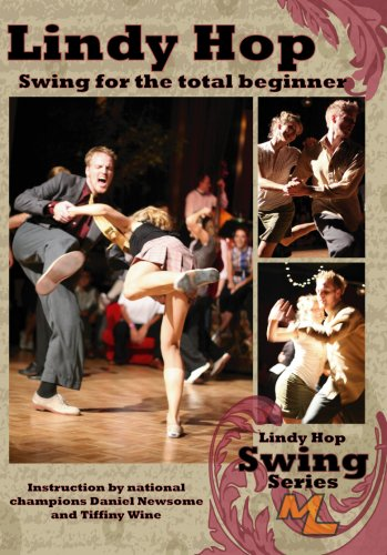 Lindy Hop For The Total Beginner