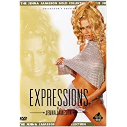 Jenna Jameson Gold Collection: Expressions