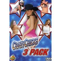Crazy Chicks 3-Pack