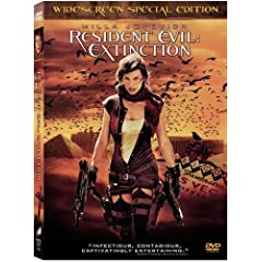 Resident Evil - Extinction (Widescreen Special Edition)