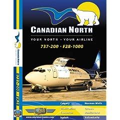 Canadian North Boeing 737-200 & Fokker 28