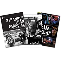 Criterion Collection Director Series - Jim Jarmusch (Down By Law / Night On Earth / Stranger Than Paradise) - Amazon.com Exclusive