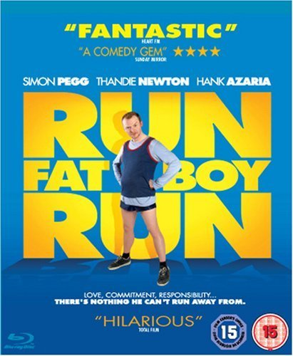 Run Fat Boy Run [Blu-ray]