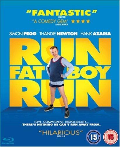 Run Fat Boy Run [Blu-ray]
