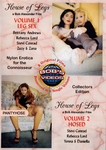 House of Legs Volume 1 & 2