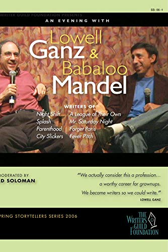 LOWELL GANZ & BABALOO MANDEL - Spring Storytellers