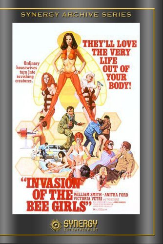 Invasion Of The Bee Girls (1973)
