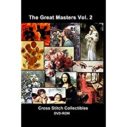 The Great Masters Cross Stitch Vol. 2