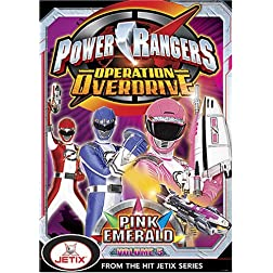 Power Rangers Operation Overdrive - Vol. 5