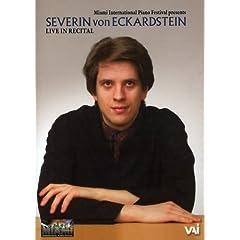 Severin Von Eckardstein Live in Recital