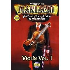 Metodo De Mariachi: Violin 1