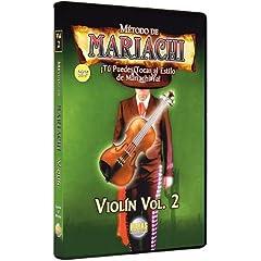 Mariachi Violin 2: Spanish Only (Spanish)