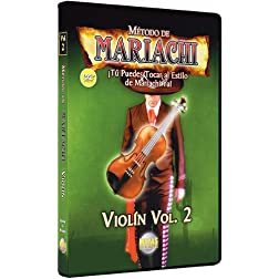 Mariachi Violin 2: Spanish Only (Spanish)