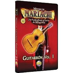 Metodo De Mariachi: Guitarron 1