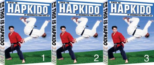 Hapkido 3 DVD Box Set
