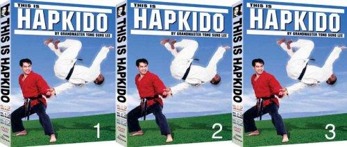 Hapkido 3 DVD Box Set