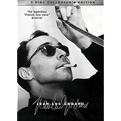 Jean-Luc Godard Box Set