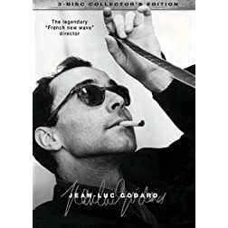Jean-Luc Godard Box Set