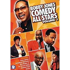Comedy All Stars, Vol. 1: Bobby Jones
