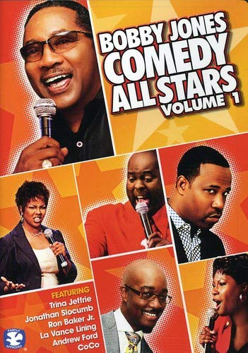 Comedy All Stars, Vol. 1: Bobby Jones