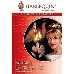 Harlequin Valentine's Day Triple Feature, Vol. 1