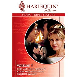 Harlequin Valentine's Day Triple Feature, Vol. 1