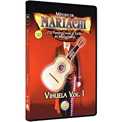 Metodo De Mariachi Vihuela 1: Spanish Only