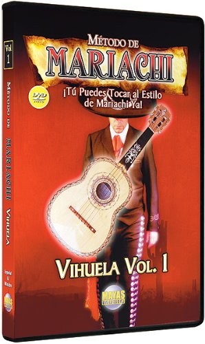 Metodo De Mariachi Vihuela 1: Spanish Only