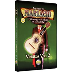 Metodo De Mariachi Vihuela 2: Spanish Only