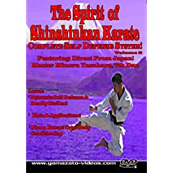 The Spirit of Shinshinkan Karate Volume 2