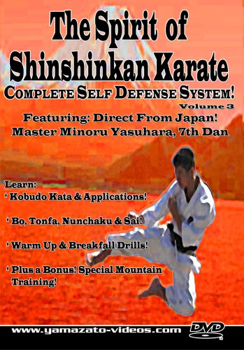 The Spirit of Shinshinkan Karate Volume 3