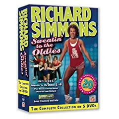 The Complete Collection of Sweatin' to the Oldies