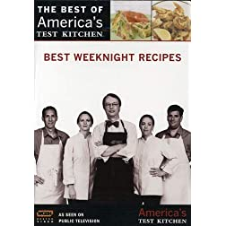 Best Weeknight Recipes: America's Test Kitchen