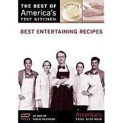 Best Entertaining Recipes: America's Test Kitchen