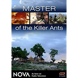 NOVA: Master of the Killer Ants