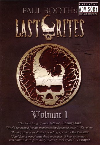 Paul Booth's Last Rites 1