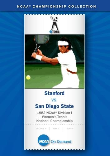 1982 NCAA Division I Women's Tennis - Stanford vs. San Diego State