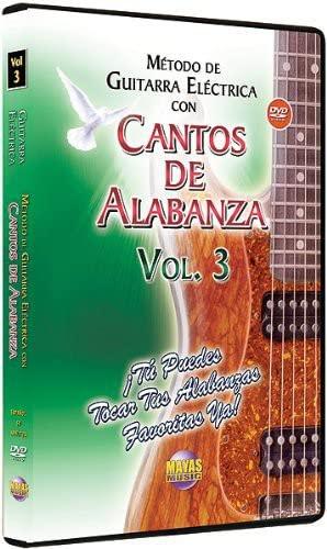 Metodo Con Cantos Alabanza: Guitarra Electrica 3