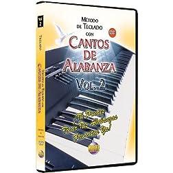 Metodo Con Cantos De Alabanza: Teclado 2