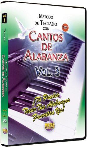 Metodo Con Cantos De Alabanza: Teclado 3